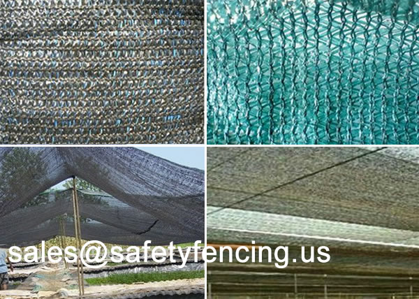 Greenhouse Wind Protective Plastic Mesh Knitted