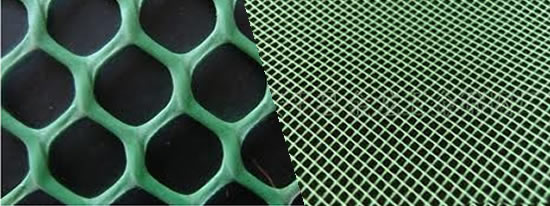 HDPE Mesh Grass Protective Grid